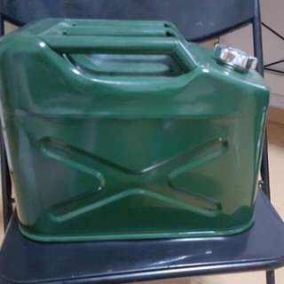 5 Litres Fuel Tank ( Reserved)