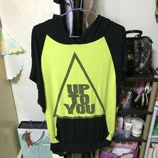 長版 T-shirt