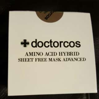 Doctorcos Sheet Free Mask Advanced