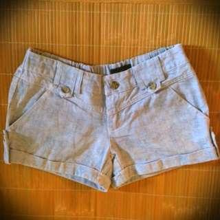 Gozo 專櫃淺藍短褲(待匯)