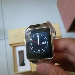 Smartwatch With Camera And Simcard