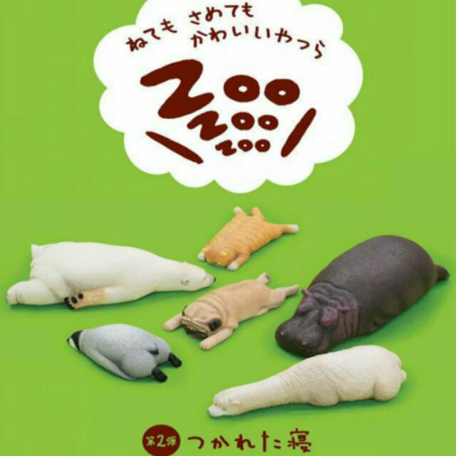 動物扭蛋-企鵝款
