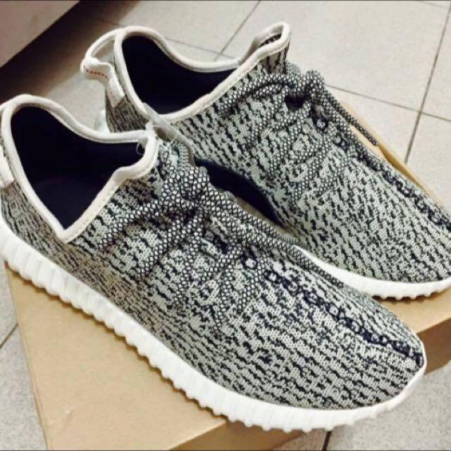 全新正品Adidas Yeezy Boost 350 Kanye West 余文樂 肯爺 椰子