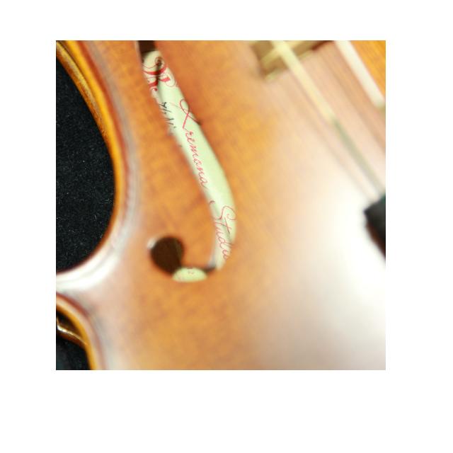Kremona Studio - Hristo Nikolov Violin VP3 - Stradivari 1716