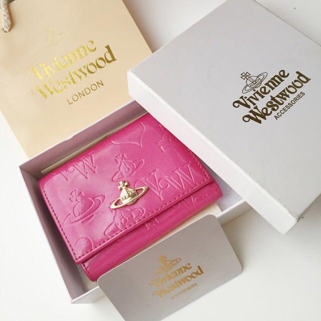 Vivienne Westwood 二手 皮夾 短夾(保留中)