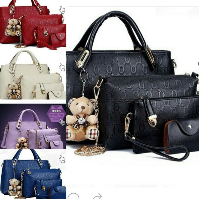 Woman Fashion Bags // MCLC185
