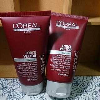 L'Oréal極緻強化熱效活髮素