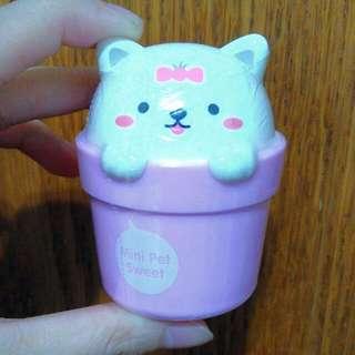 韓國THEFACESHOP~ 寵物情人護手霜(30ml) mini pet