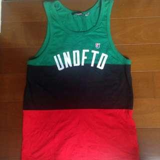 Undefeated International 背心 S號 潮牌