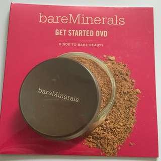bareMinerals Get Started DVD