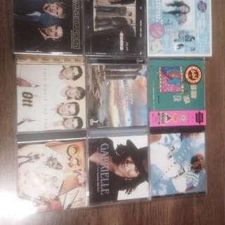 CDs Set C Cheap Sales