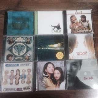 CDs Set D Cheap Sales