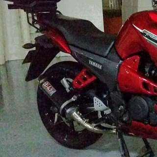 Fz16/Fz16st Yoshimura Exhaust Full System Pipe(illegal)(reserved)