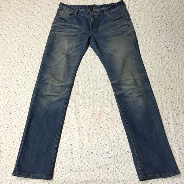 50%藍色牛仔褲