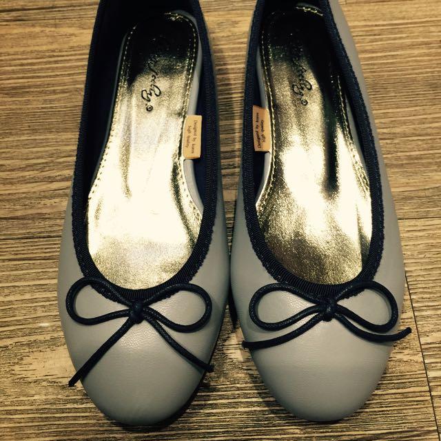 正韓百搭芭蕾舞鞋款