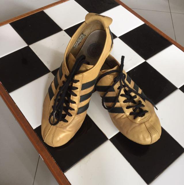 Adidas Limited Edition Azteca-Gold 1968
