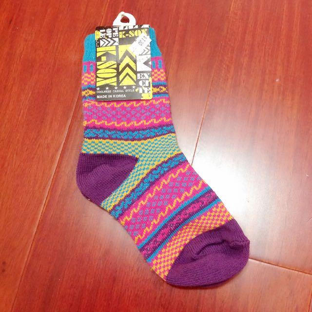韓國KSOX 襪子