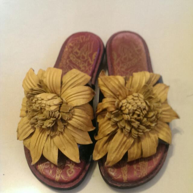 Macanna拖鞋