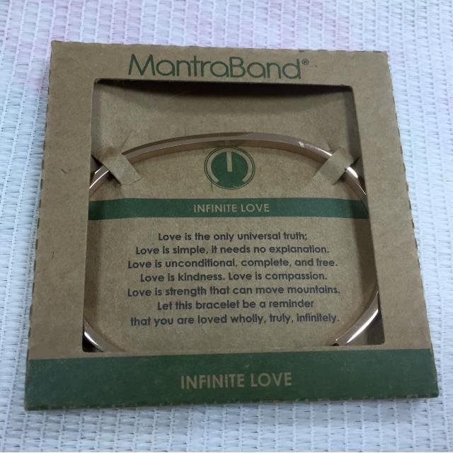 現貨MantraBand - Infinite Love(Rose Gold)