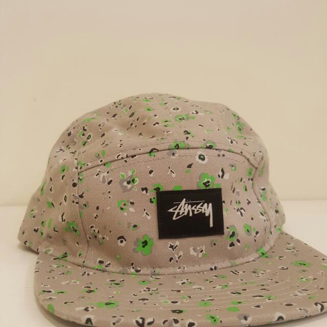 Stussy 5分割帽💙正版
