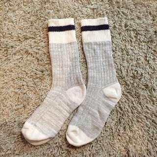全新運動風厚襪