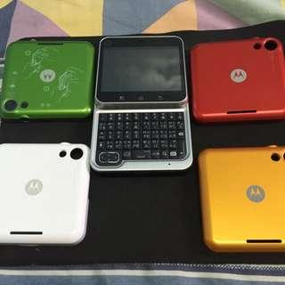 Motorola粉餅機(保留中)