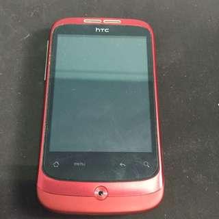 HTC野火機