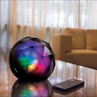 鑽石3D絢彩藍芽音響💎
