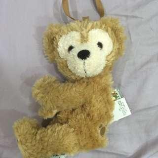 Duffy 側邊娃娃掛包