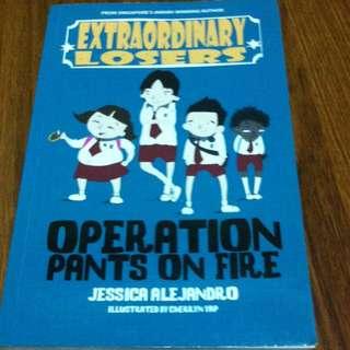 Extraordinary Losers Book 1&2