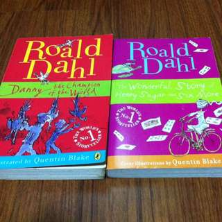 Roald Dahl:Danny The Champion Of The World&the Wonderful Story Of Henry Sugar N Six More