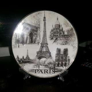 Collector Plate_ Dessapt Edition