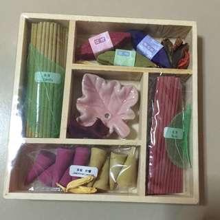 Scented Incense Sticks N Cones