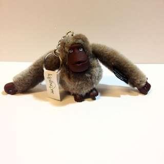 全新正品 Kipling 猩猩 猴子 鑰匙圈 吊飾