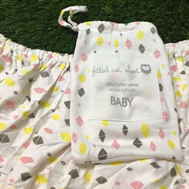 嬰兒床 北歐風格床包