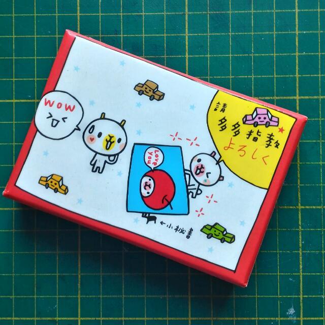(二手)雀任丹名片盒