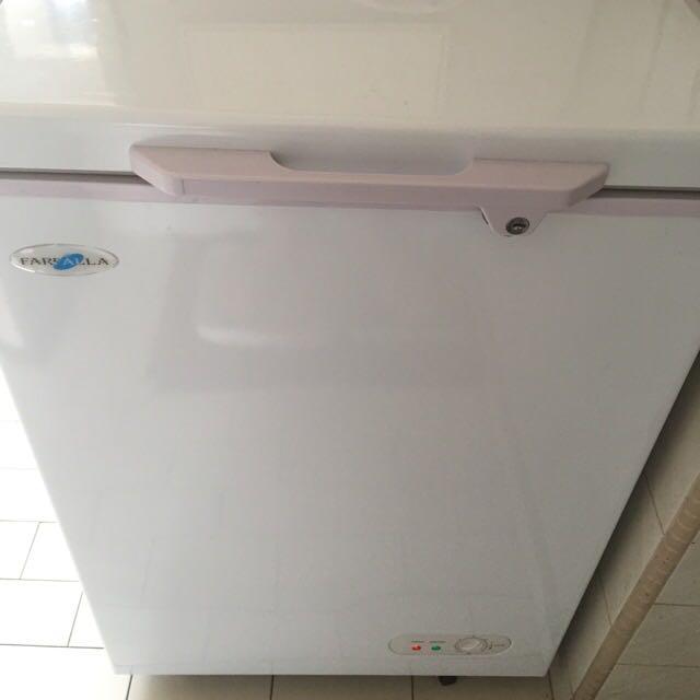 Almost New Chest Freezer