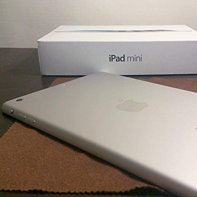 iPad Mini 2 98新 WiFi版 32G 非iPhone 5 5s 6 Plus