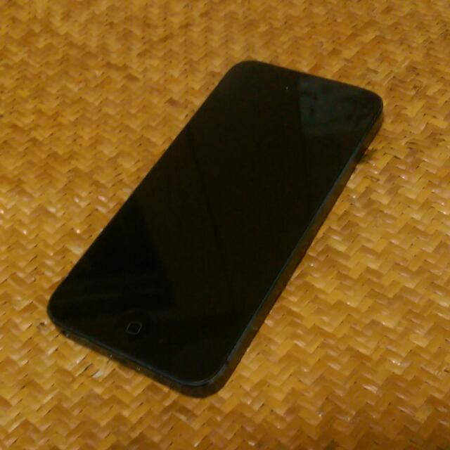 IPhone 5 黑色 16G 保留