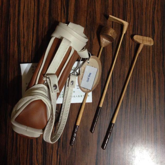 Mini Golf Bag 擺飾(全新)