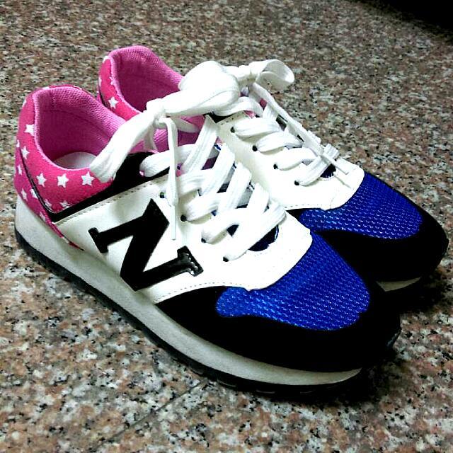 增高顯瘦N字鞋