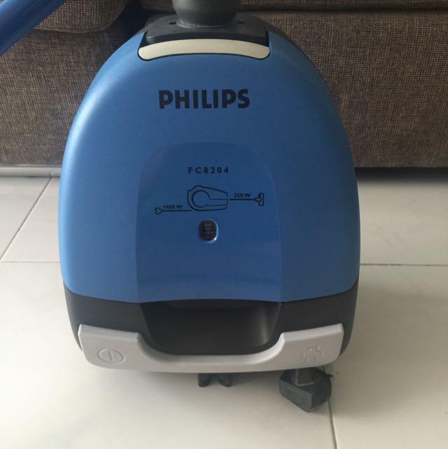 Philips FC8204 Vacuum Cleaner + Dust / Filter Bag