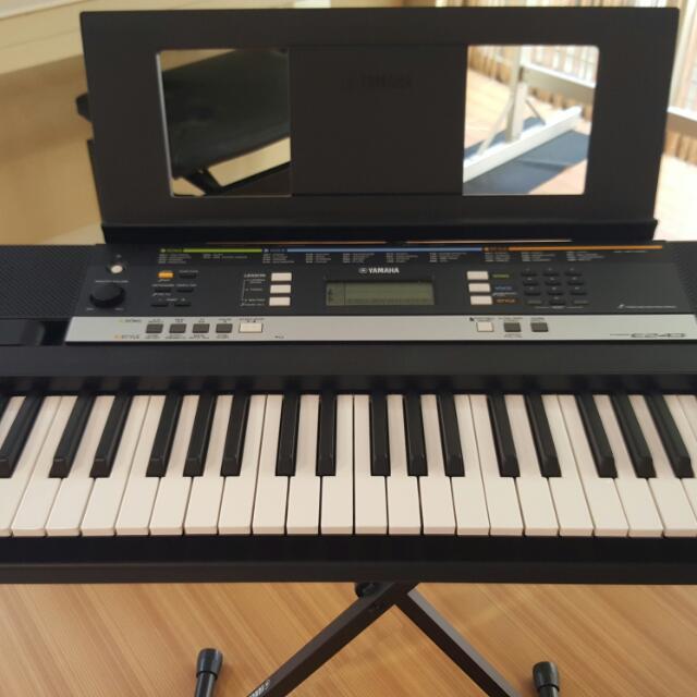 YAMAHA PSR E243 61鍵電子琴