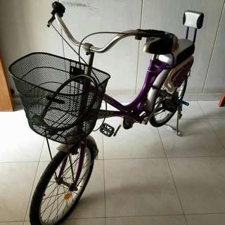 Urata Ladies Cycle(price Reduced)