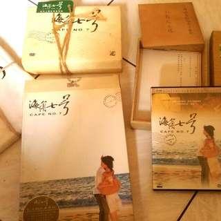 🚚 海角七號,原版DVD.經典珍藏組