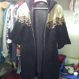 🚚 專櫃LORANZ ROMANZA 毛線大衣外套