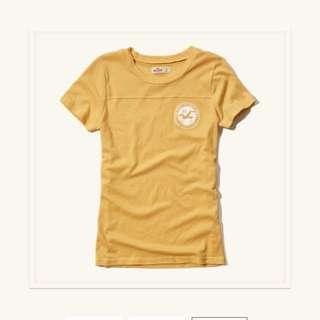 Hollister 黃色