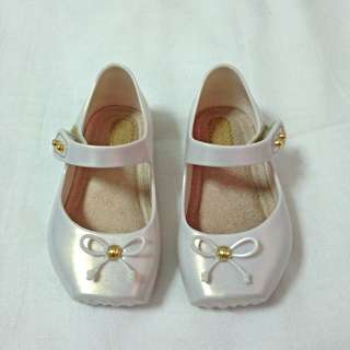 **SELLING Preloved Mini Melissa Ballet shoes**