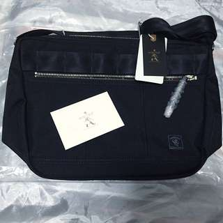 BNIP: Authentic Porter International Sling Bag