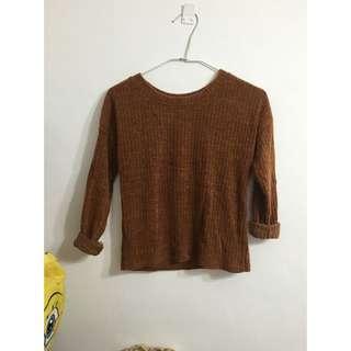 全新麻黃簡單毛衣